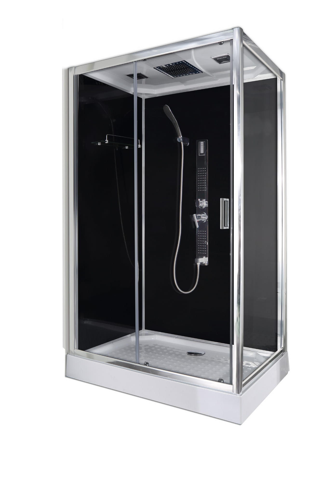 Sanotechnik - QuickLine Trend - sprchový box obdĺžnik - 120x80x210cm