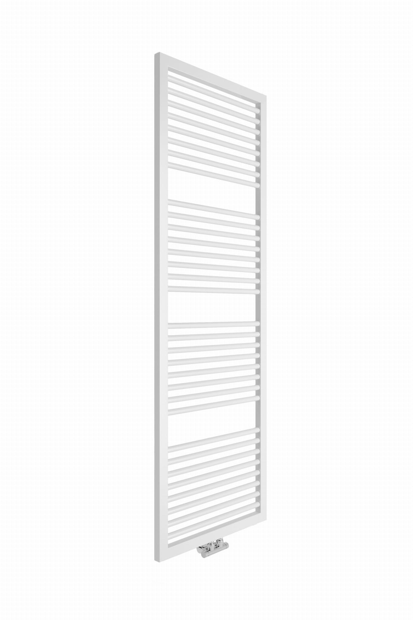 Sanotechnik - RIMINI - Kúpeľňové kúrenie biele 823W 60 x 181,3 cm