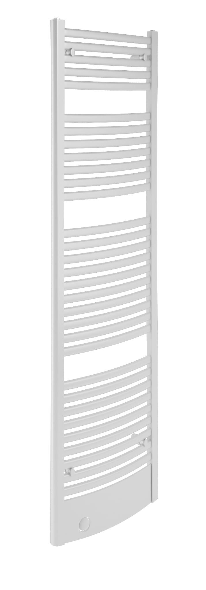 Sanotechnik - GRAZ - Kúpeľňový radiátor biely 937W 590 x 1785 mm