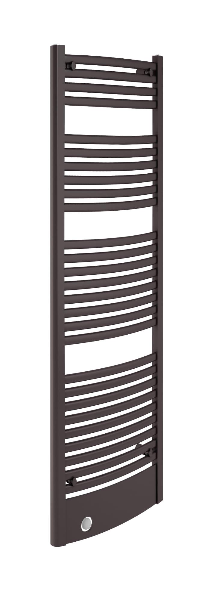 Sanotechnik - GRAZ - Kúpeľňový radiátor antracit 937W 590 x 1785 mm
