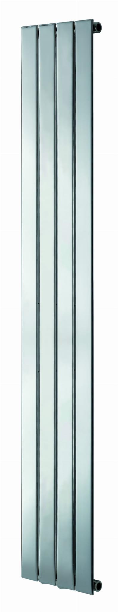 Sanotechnik - EISENSTADT - Dekoratívny kúpeľňový radiátor chróm 354 W 309x1800 mm