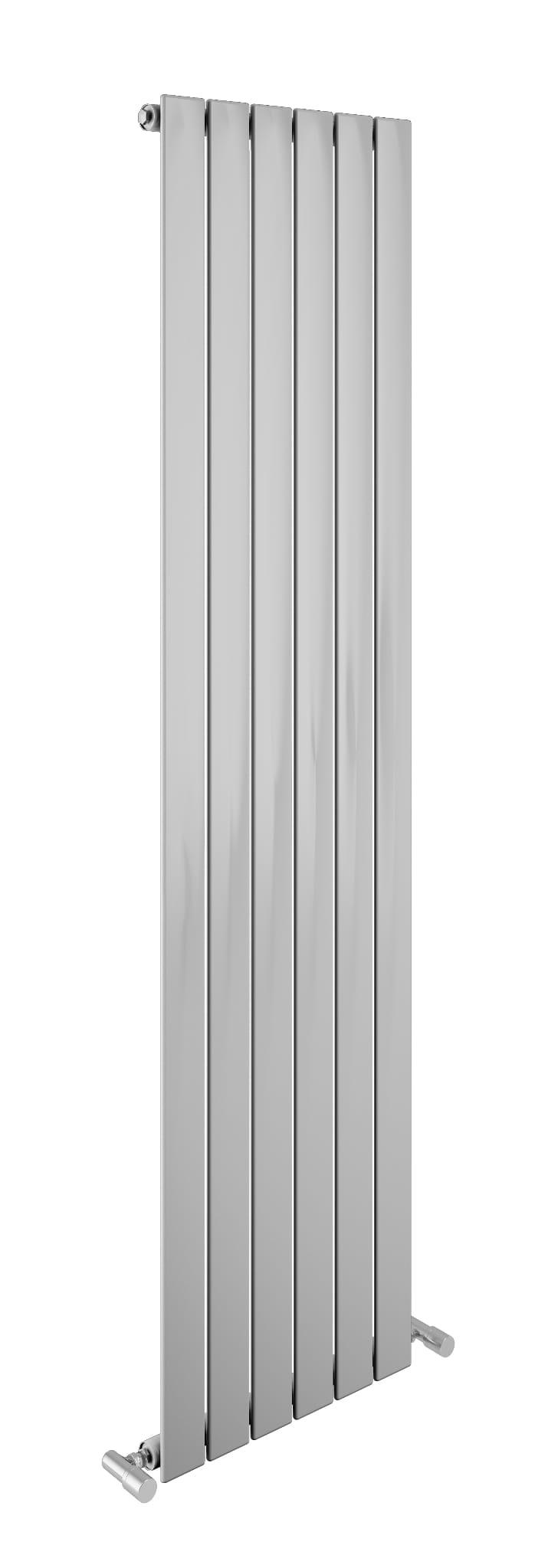 Sanotechnik - EISENSTADT - Dekoratívny kúpeľňový radiátor chróm 532 W 459 x 1800 mm