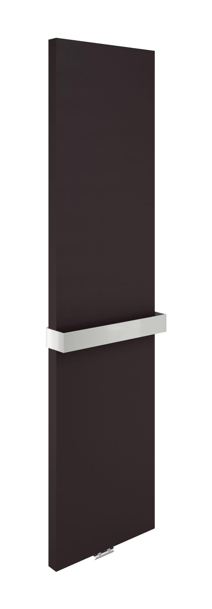 Sanotechnik - NEUSTADT - Dekoratívny kúpeľňový radiátor antracit 45 x 180 cm