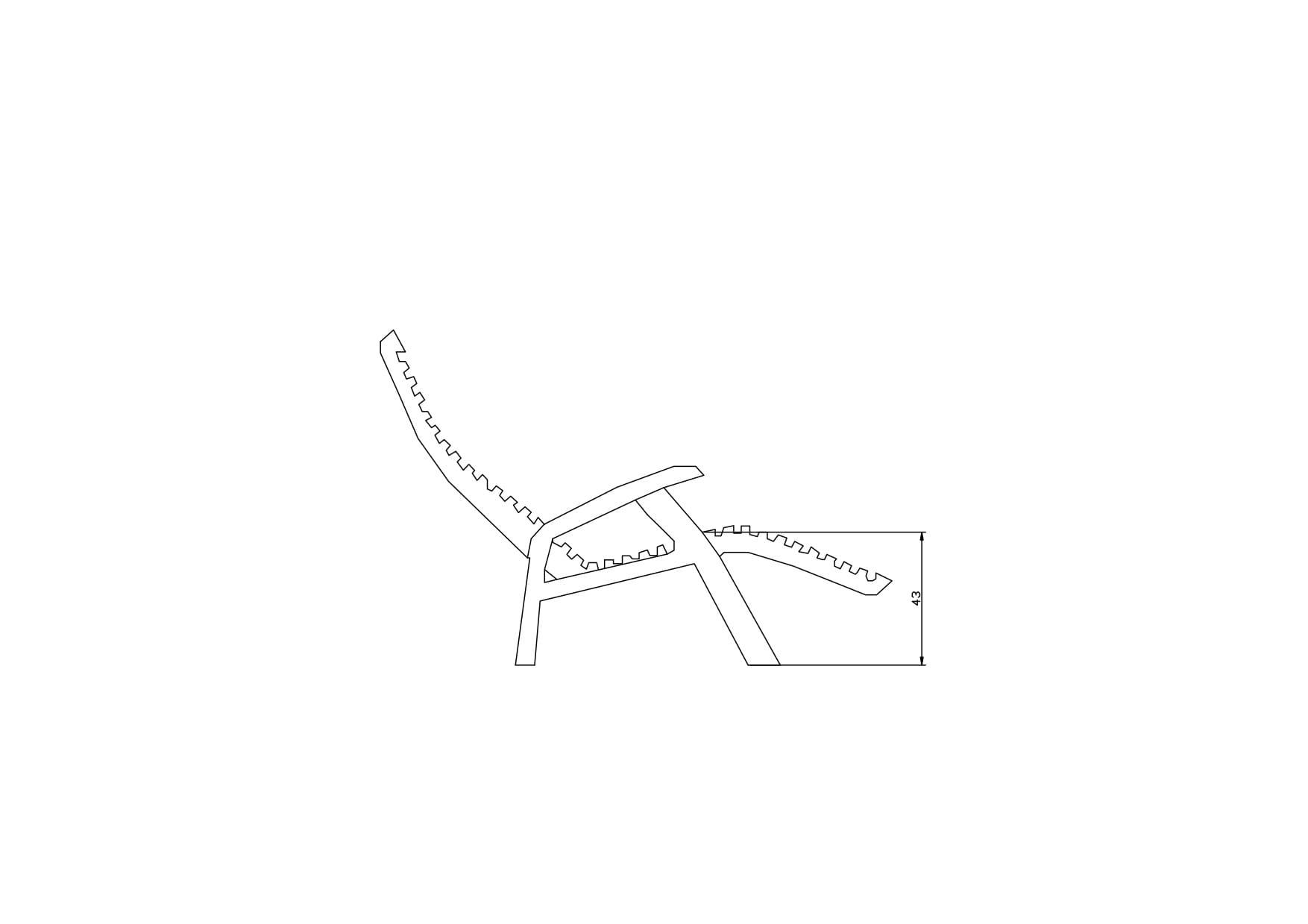 Sanotechnik - COMFORT RELAX - kreslo s infračervenou funkciou