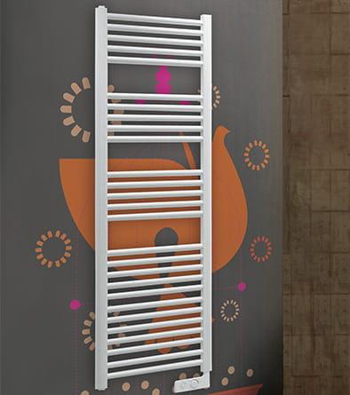 Sanotechnik - INNSBRUCK - kúpeľňová sušička elektrický ohrievač (sušička) oceľ 1 000 W 1303 x 550 mm